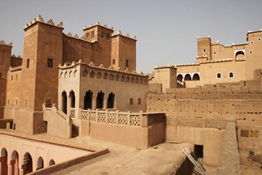 Lehmexpress, Morocco