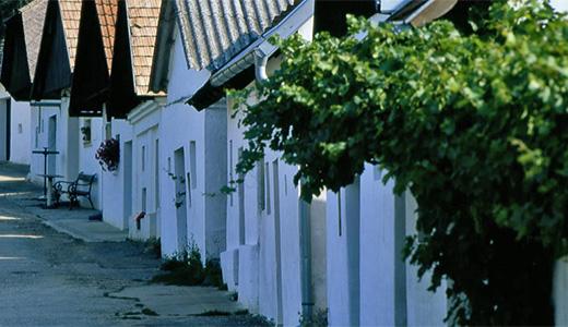 Kellergasse Poysdorf (Bild: Poysdorf Tourismus)