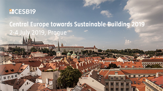 CESB19 – Central Europe towards Sustainable Building 2019