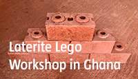 Laterite Lego Workshop in Ghana