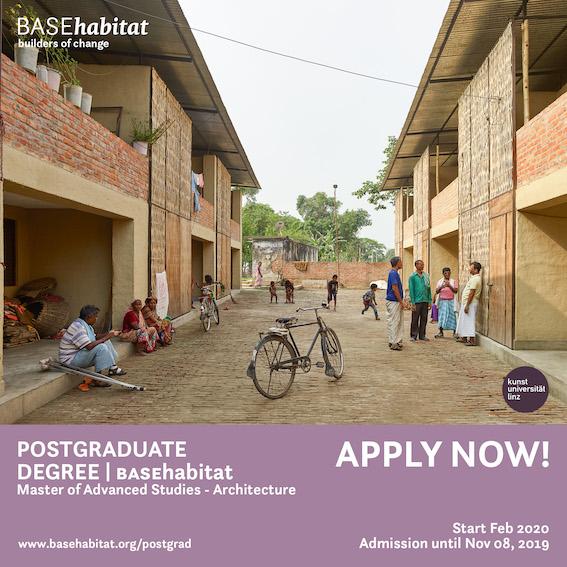 BASEhabitat Postgraduate Programme